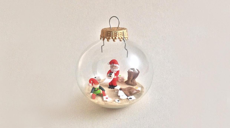 Instagram decora con estos originales adornos navide os - Adornos navidenos originales ...