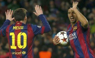 Barcelona vs. PSG: Lionel Messi anotó y sumó otro récord