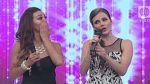 Angie Arizaga lloró al hablar de separación de Nicola Porcella - Noticias de peleas esto es guerra