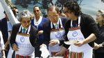 COP 20: El ceviche vegetariano de Gastón Acurio y Ban Ki-moon - Noticias de cebiche