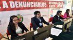 Línea 1818: el Mininter presentó la central única de denuncias - Noticias de policía nacional del perú