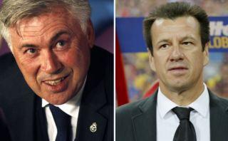 Carlo Ancelotti deja un recado a Dunga en su defensa a Marcelo