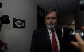 García pidió que le dieran lote a Discover Petroleum, dice Saba