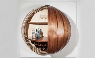 'Dime', un bar giratorio que no ocupará espacio en tu casa