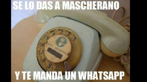 Los populares memes al jugador argentino Javier Mascherano fueron uno de los temas más comentados. (Twitter)