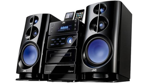 C mo conseguir un equipo de sonido de calidad para la - Muebles para equipo de sonido ...