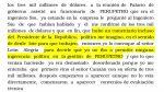 García pidió que le dieran lote a Discover Petroleum, dice Saba - Noticias de tipo