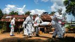 Michel du Cille, el fotógrafo que murió cubriendo el ébola - Noticias de premio pulitzer