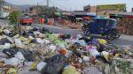 Basura en Lima: declaran en emergencia sanitaria a 4 distritos - Noticias de miraflores