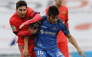 Barcelona vs. Getafe: azulgranas igualaron 0-0 por la Liga BBVA