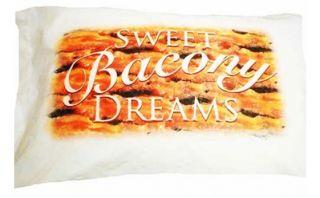 Sueños hambrientos: Conoce esta almohada con olor a tocino