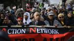 EEUU: Protestas antiraciales toman las calles de Washington - Noticias de san francisco