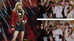 Taylor Swift celebró su cumpleaños con Beyoncé y otros famosos - Noticias de karlie kloss