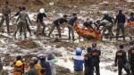 Alud en Indonesia deja 32 muertos y 76 desparecidos - Noticias de desastres naturales