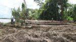 Pacaya Samiria fue escenario de operación contra tala ilegal - Noticias de policía nacional del perú