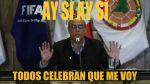 Manuel Burga y los memes tras su anuncio de no seguir en la FPF - Noticias de fpf