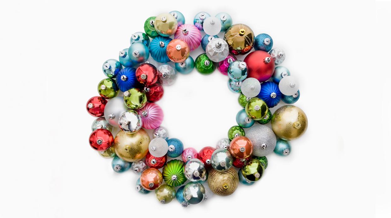 Navidad cinco coronas navide as para decorar tu puerta - Coronas navidenas para puertas ...