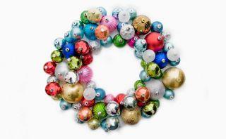 Navidad: Cinco coronas navideñas para decorar tu puerta