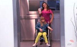 YouTube: niña protagoniza gran broma en ascensor (VIDEO)