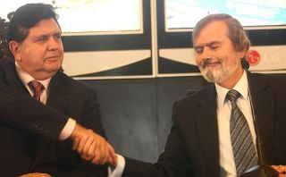 Alan García no pidió favorecer a Discover Petroleum, dice Saba