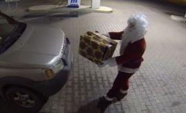 YouTube: Papá Noel psicótico aterroriza por Navidad (VIDEO)