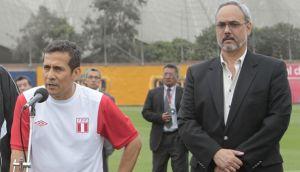 """Ollanta Humala a Burga: """"Me parece que es una decisión sensata"""""""