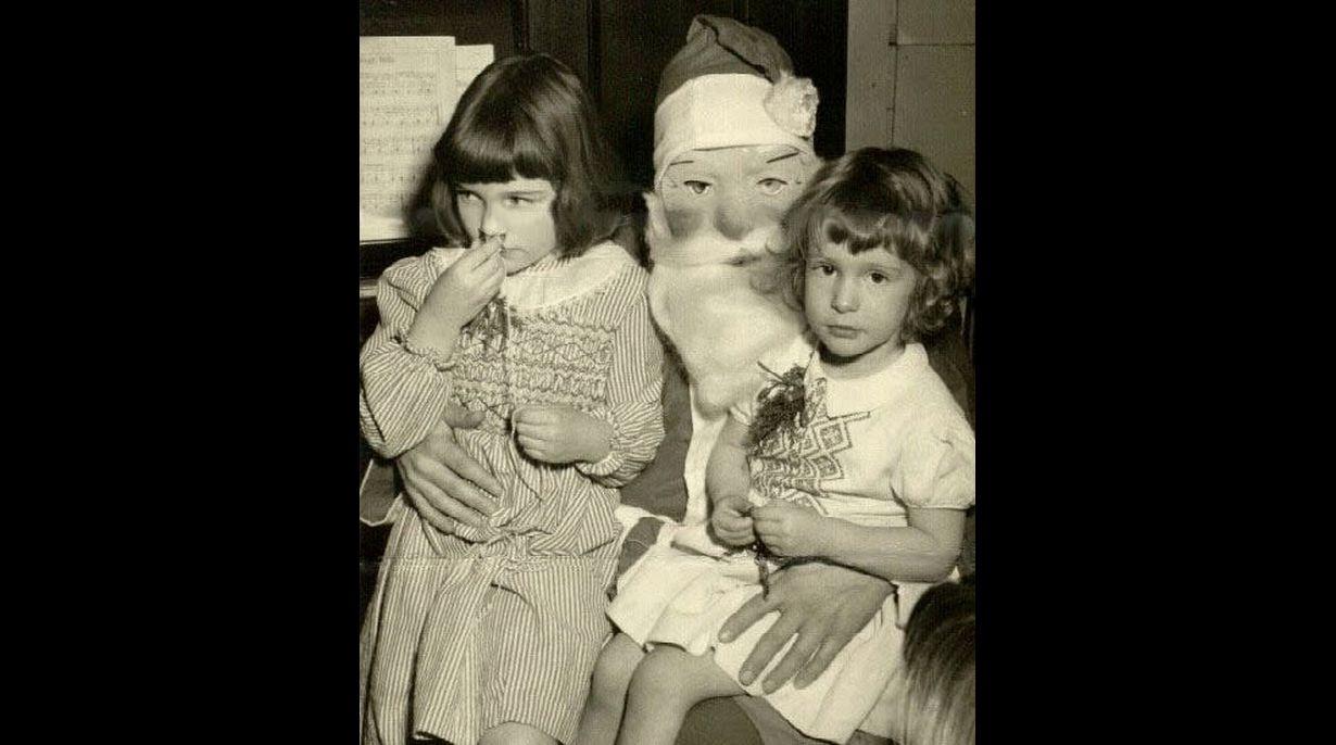 Los 10 Papá Noel más terroríficos que jamás hayas visto (FOTOS)