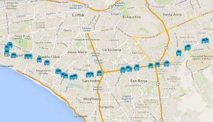 Conoce los 40 paraderos del Corredor Javier Prado [MAPA]