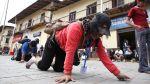 La virgen de la Puerta y una fe conmovedora [Fotos] - Noticias de otuzco