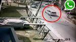 Maltrato animal: amarró perro a su auto y lo arrastró por calle - Noticias de jose chacon