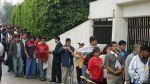 Seguro de desempleo: Sindicatos dicen que no se debe perder CTS - Noticias de cesar sifuentes