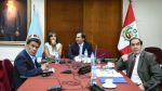 Postergan debate sobre López Meneses por salud de Díaz Dios - Noticias de cecilia taít
