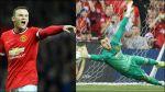 """Wayne Rooney: """"David de Gea es el mejor arquero del mundo"""" - Noticias de wayne rooney"""