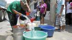 Corte de agua en Lima y Callao: ¿Qué distritos serán afectados? - Noticias de juan pablo zarate