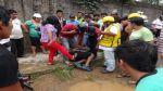 Puerto Maldonado: robaron una cartera y fueron golpeados - Noticias de motos
