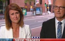 YouTube: periodista llora en vivo al informar muerte de amiga