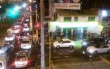 Aniego en Chorrillos dificulta tránsito y perjudica a inmuebles