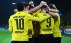 Dortmund vs. Wolfsburg: igualan 1-1 por la Bundesliga