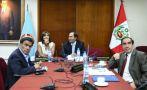 López Meneses: informe final fue presentado a la Mesa Directiva