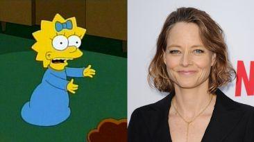 """""""Los Simpson"""": famosos que le pusieron voz a algunos personajes"""
