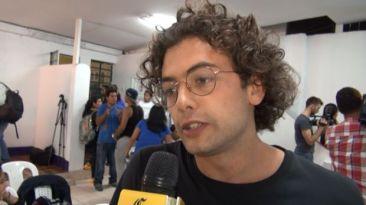 """""""Locura de amor"""": Fernando Luque habla de su rol en la serie"""