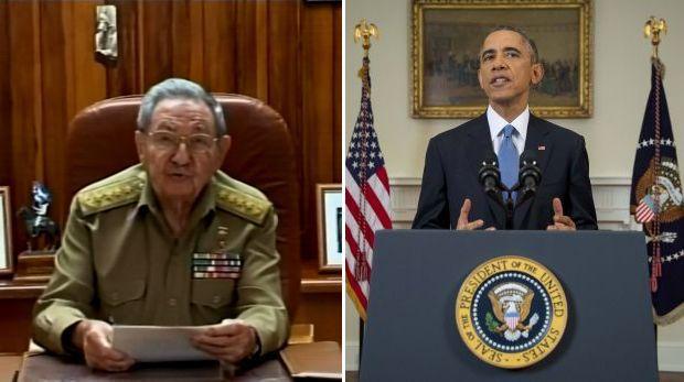 Muerte de Chávez propicio un acercamiento entre Cuba y EEUU