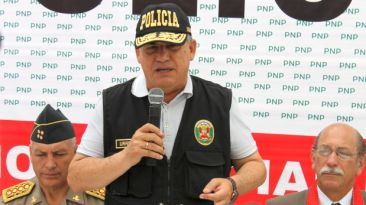 Daniel Urresti y las tres cosas que le exige al fútbol peruano