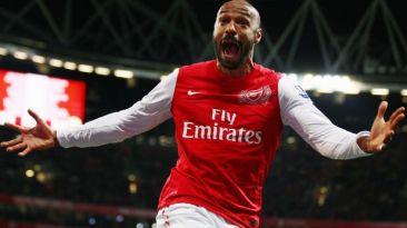 Thierry Henry eligió su mejor gol con el Arsenal tras su retiro