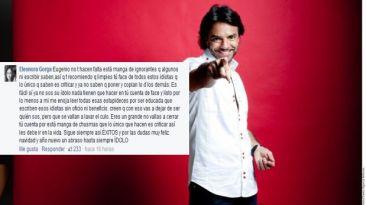 Facebook: Eugenio Derbez recibe apoyo tras reto de niña