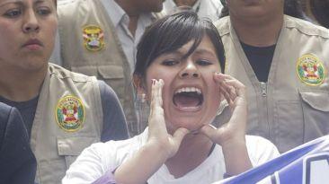 Fiorella Nolasco: Se quieren tirar abajo el Caso La Centralita