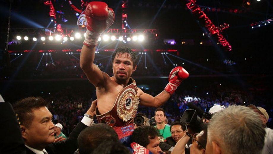 Manny Pacquiao, uno de los mejores boxeadores cumple 36 años