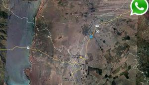 Vía WhatsApp: error en Google Maps hizo que Huánuco tenga mar