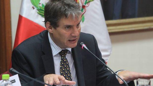 El ministro de Justicia, Daniel Figallo, aseguró acciones oportunas del gobierno en el caso del pago de sobornos a la FAP. (Foto archivo El Comercio)