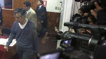 """Fujimori fue """"manipulado"""" por Montesinos, sostiene su abogado"""